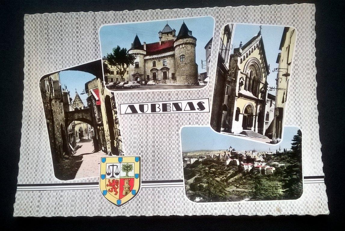 vente d'objets d'occasion - Cartes postales